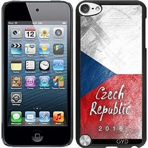 Funda para Ipod Touch 5 - Bandera De República Checa by Julien Kaltnecker