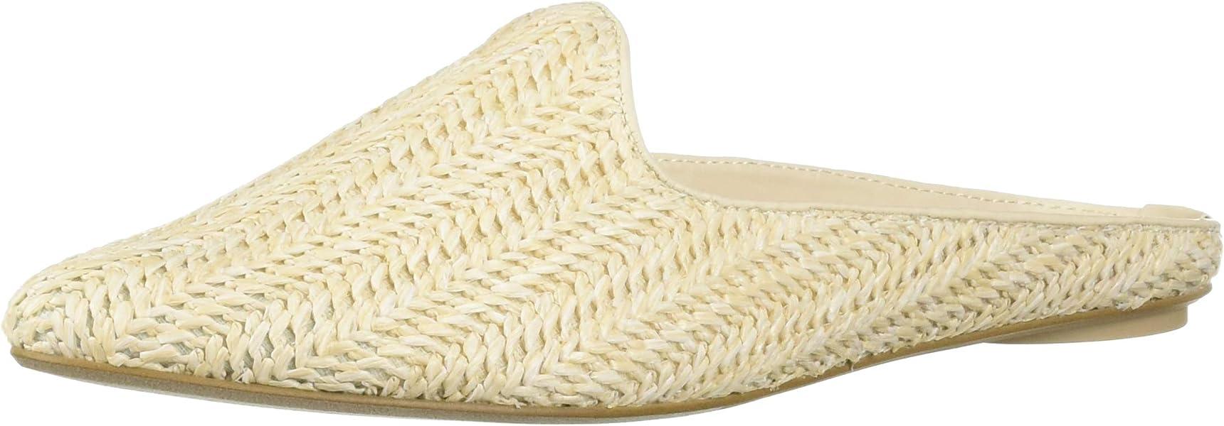 8e7a0e1b348b Amazon.com  Dolce Vita Women s Grant Mule Ivory Raffia 6 M US  Shoes