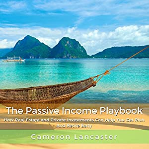 The Passive Income Playbook Audiobook
