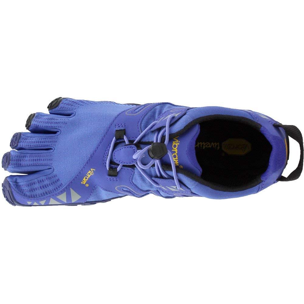 Vibram Women's V Trail Runner Purple/Black 37 EU/6.5 M US by Vibram (Image #6)
