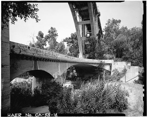 Photo: Colorado Street Bridge,Pasadena,Los Angeles - Ca Colorado Pasadena