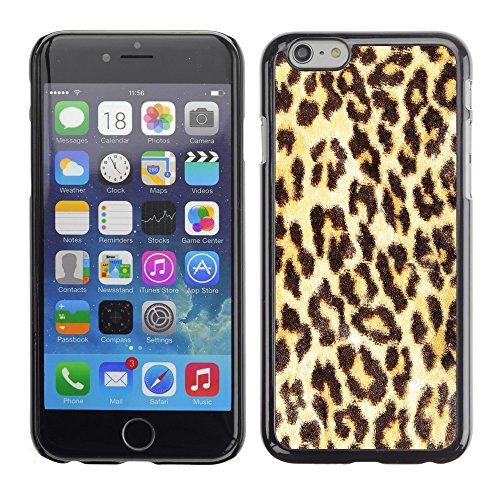 "Premio Sottile Slim Cassa Custodia Case Cover Shell // V00002750 motif léopard // Apple iPhone 6 6S 6G PLUS 5.5"""