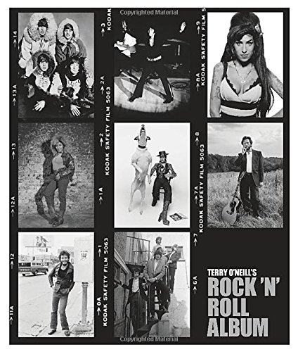 Terry O'Neill's Rock 'n' Roll Album ()