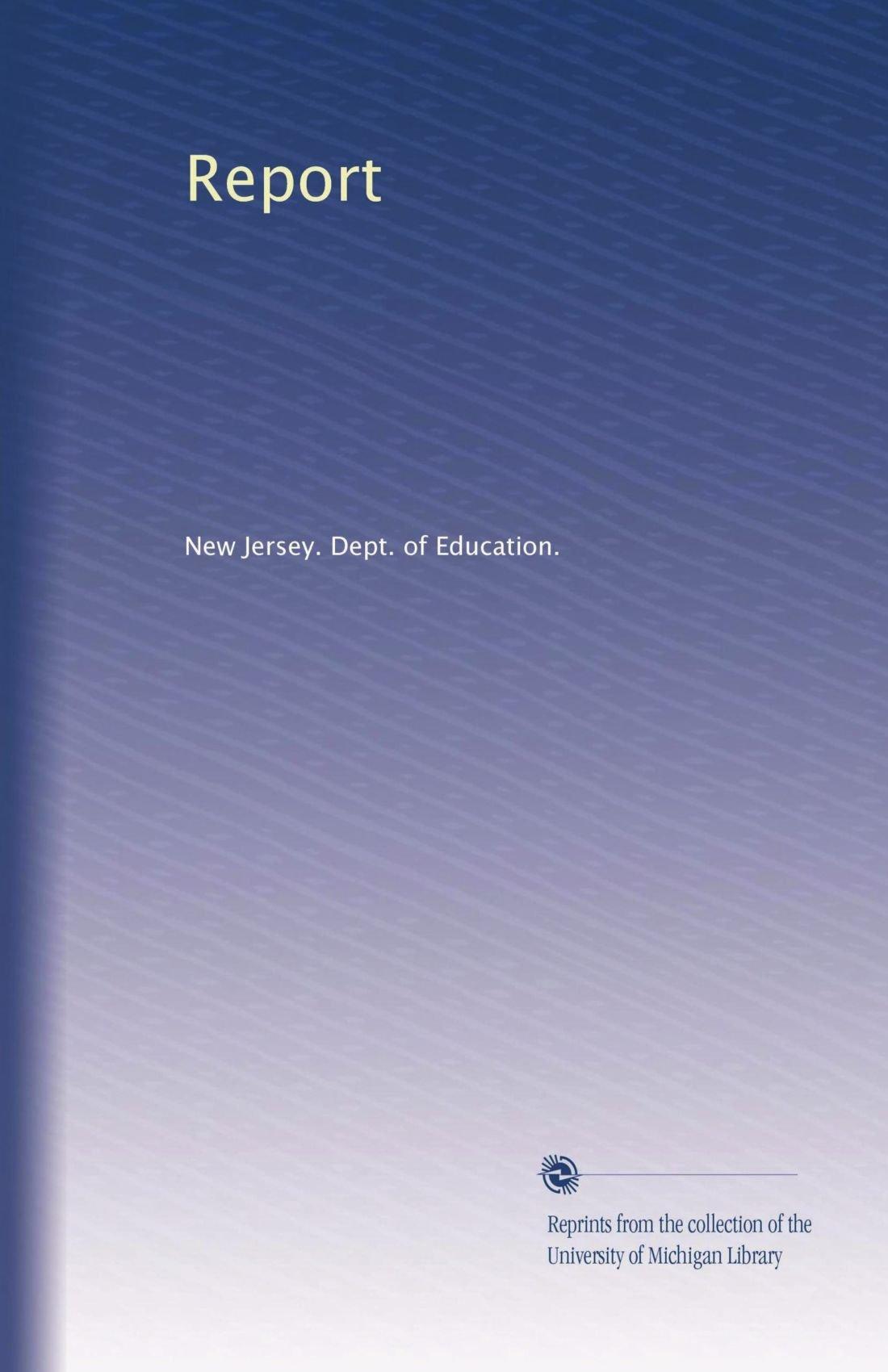 Read Online Report (Volume 2) pdf