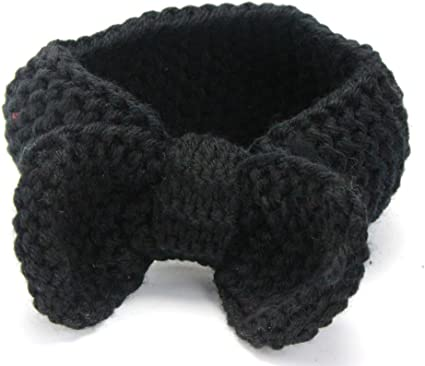 Hand knitted Toddler Headband Knitted Baby Ear-warmer Chunky Baby Knit Headband Mustard Yellow Toddler Ear-warmer Baby Knit Headband