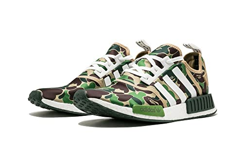 ffcf2cd9fc03d Amazon.com | adidas NMD R1 BAPE 'BAPE' - BA7326 | Basketball