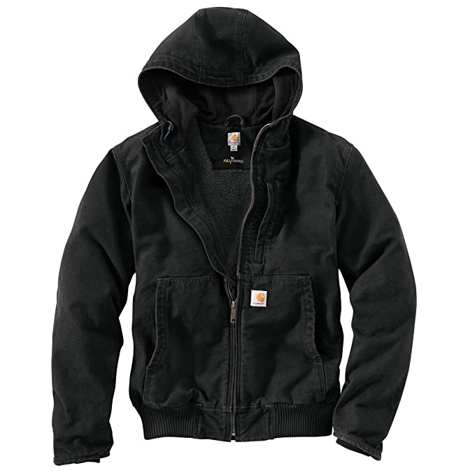 Amazon.com: Carhartt Sandstone - Chaqueta para hombre: Clothing