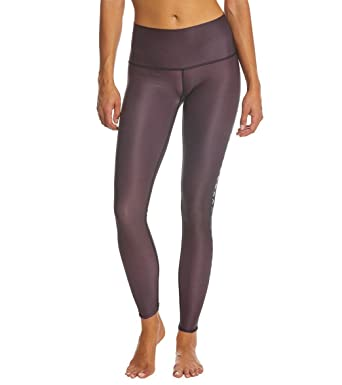 a1907cf395218 Amazon.com: Teeki Black Moon Yoga Hot Pants, Black: Clothing