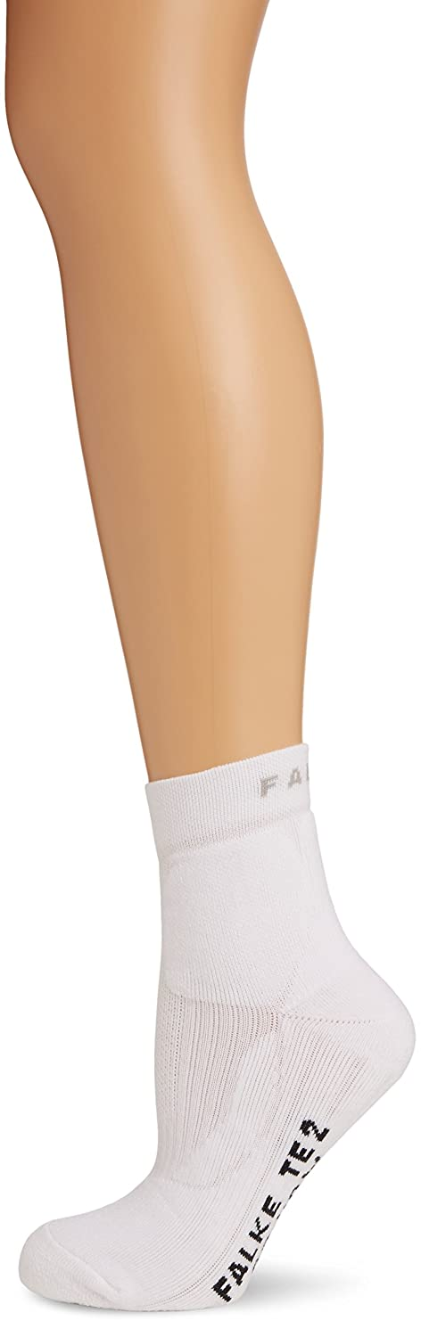 Falke TE2 Short women - 3 layer fabric structure for fast moisture transport, stabilizing knit structure in the ankle area - Ideal for tennis 16834