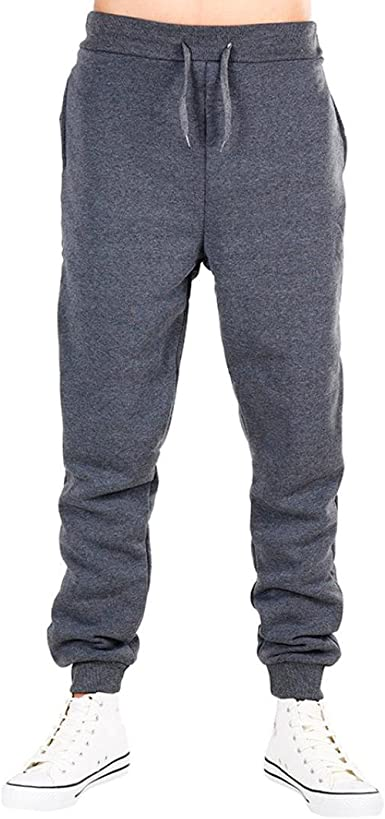 Pantalones de Hombre Pantalones Deportivos Casual Jogger Dance ...
