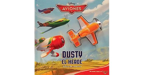 Amazon.com: LIBRO DE CUENTOS CON PROYECTOR: AVIONES DUSTY EL ...