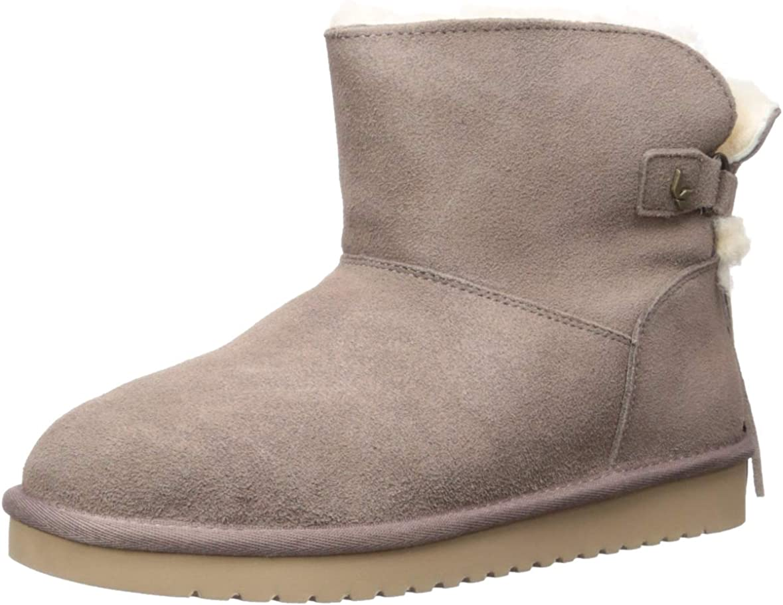 Koolaburra by UGG Women's W Free shipping on posting reviews depot Jaelyn Fashion Mini Boot