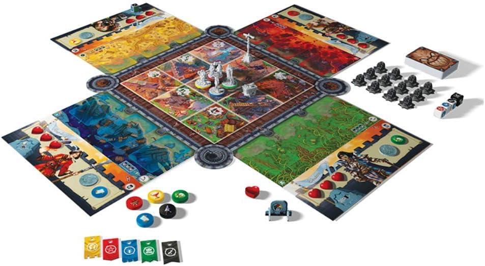 Repos Production-LBES01 Last Bastion Español, Multicolor, Talla Única (LBES01): Amazon.es: Juguetes y juegos