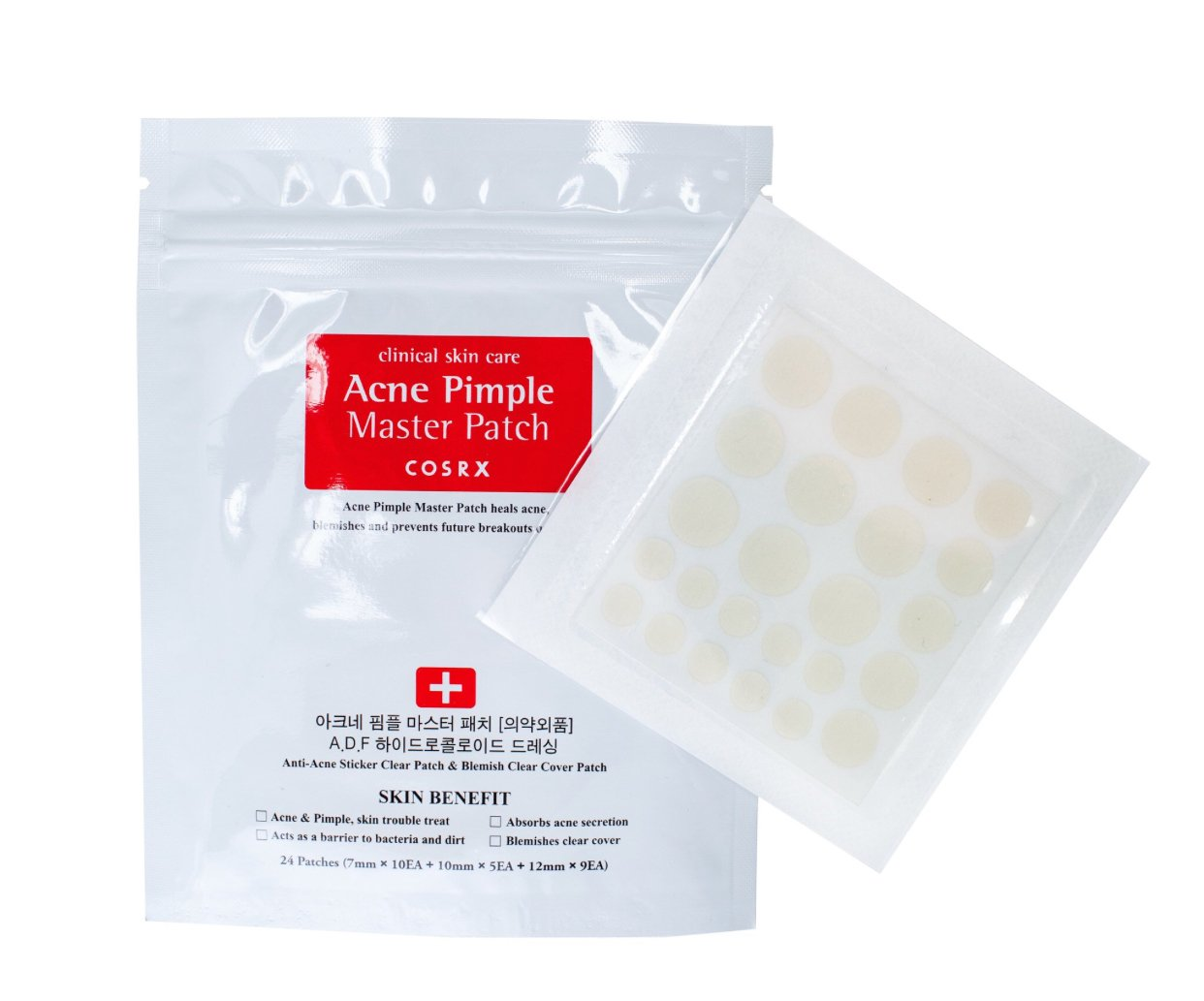 Cosrx Acne Pimple Master Patch 24patches MULTI PACKS
