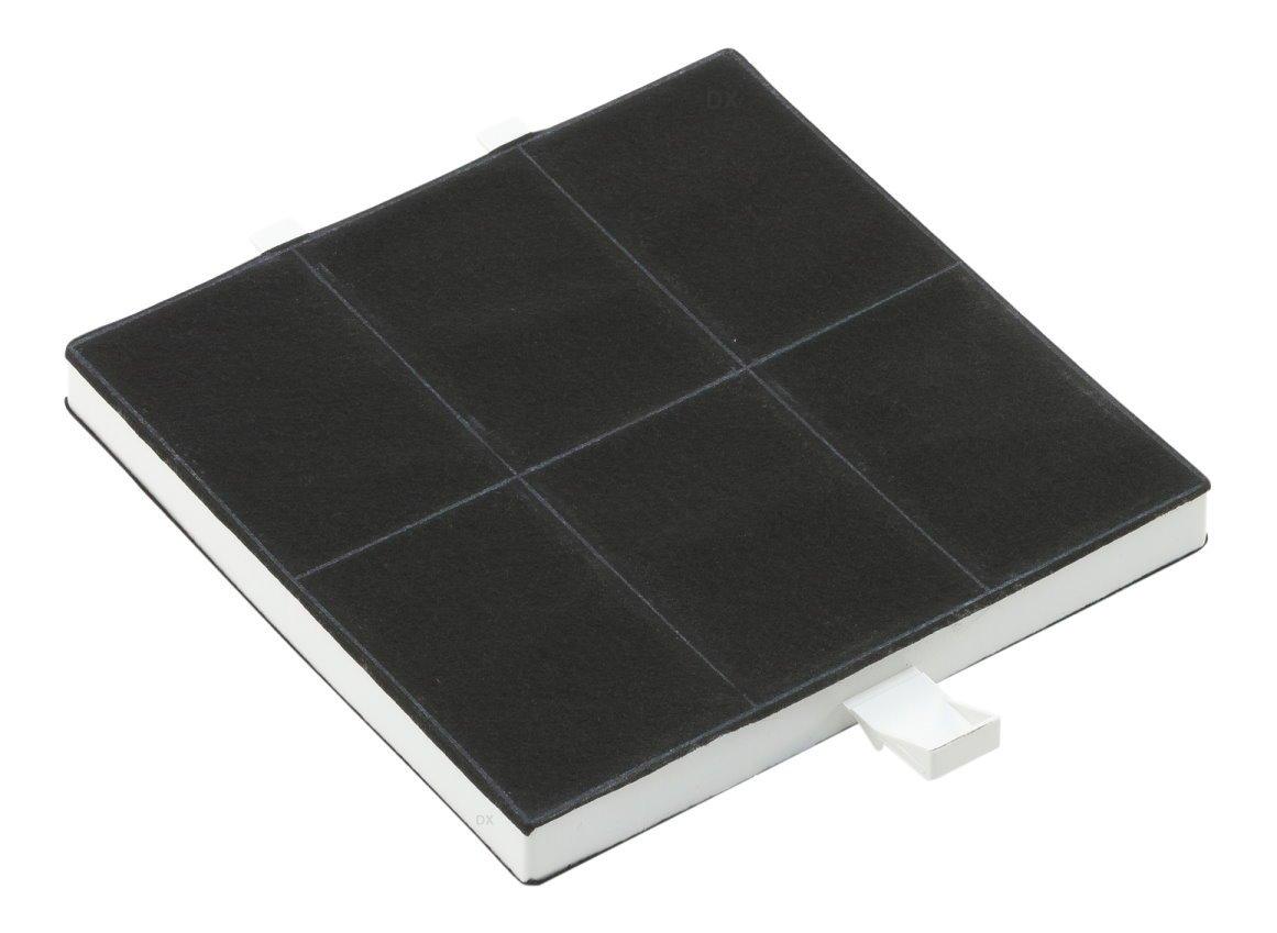 DREHFLEX®–Filtro de carbón/filtro/filtro de carbón activo para diversos modelos de campana extractora/hauben/Essen de Balay/Bosch/Constructa/Neff/Junker + ruh/Siemens/Viva/Vorwerk etc.–Apta para piezas de nº 360732/00360732