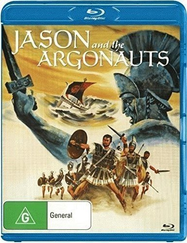 Jason and the Argonauts [Blu-ray] (Jason And The Argonauts Blu Ray Uk)