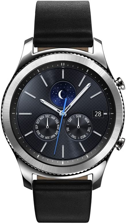 Samsung Gear S3 Smartwatch – nero