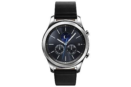 Samsung Gear S3Smartwatch–nero