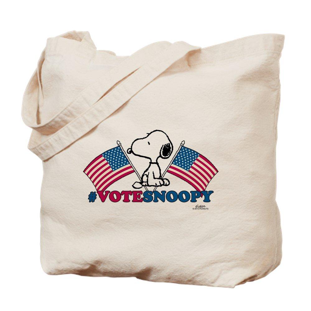 衝撃特価 CafePress votesnoopy – # # votesnoopy – B01LITBNXY ナチュラルキャンバストートバッグ、布ショッピングバッグ B01LITBNXY, 葉栗郡:e79f1b27 --- senas.4x4.lt