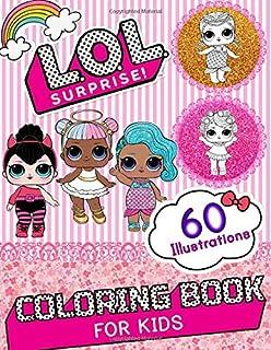 Official L O L Surprise 2019 Edition Annual 2019 Amazon Co Uk