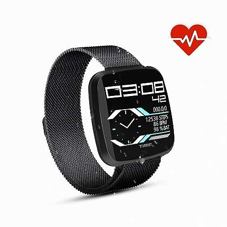 DTNO.I Reloj Deportivo,Impermeable IP67 Reloj Inteligente ...