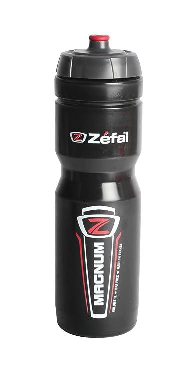 Zefal Magnum Bidón, Unisex, Translucido, 1 l: Amazon.es: Deportes y aire libre