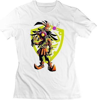 sookuera The Legend of Zelda Casual T shirt Mujer: Amazon.es: Ropa y accesorios