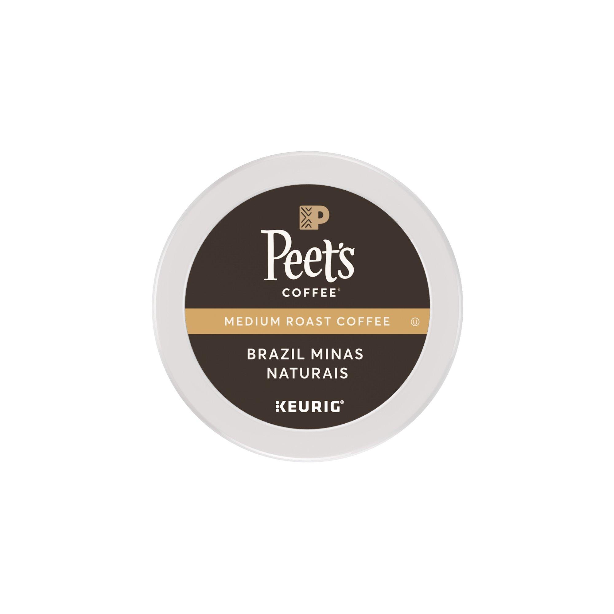 Amazon.com : Peet\'s Coffee Guatemala San Marcos, Medium Roast, 16 ...