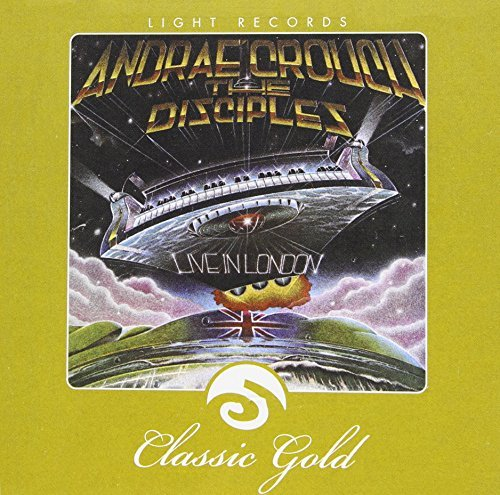 Live in London by Andrae Crouch (1995-02-28) (Live In Andrae La Crouch)