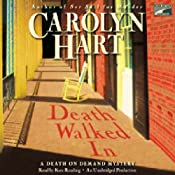 Death Walked In: A Death on Demand Mystery | Carolyn Hart