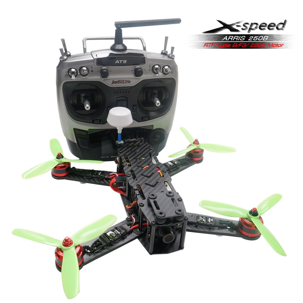 ARRIS X-Speed 250B 250mm Quadcopter Racer