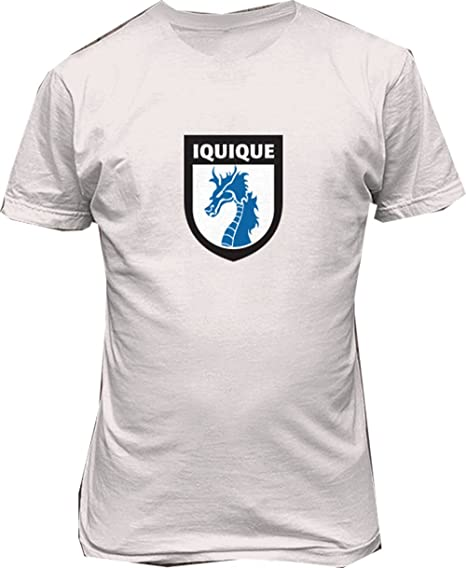 Club deportes iquique Chile T Shirt Soccer Camiseta (small)