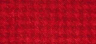 """product image for Weeks Dye Works Wool Fat Quarter Houndstooth Fabric, 16"""" by 26"""", Candy Apple"""
