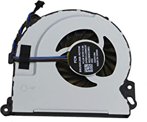 GIVWIZD Laptop Replacement CPU Cooling Fan for HP Envy 15t-q100 15t-q300 15t-q400 CTO