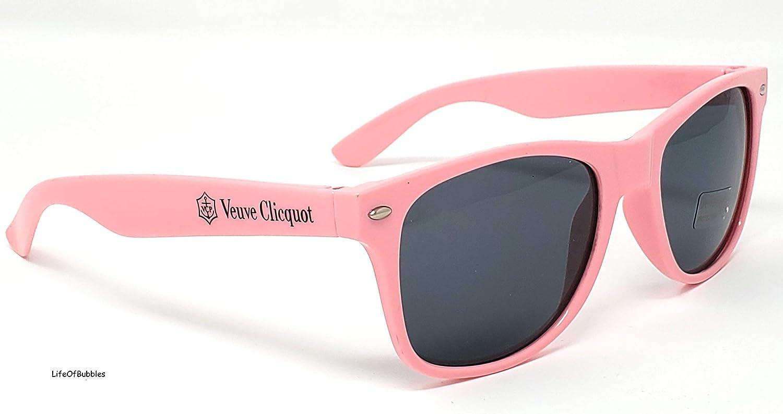 Veuve Clicquot Classic Polo Signature Classic Wayfar Sunglasses x 5 Package New