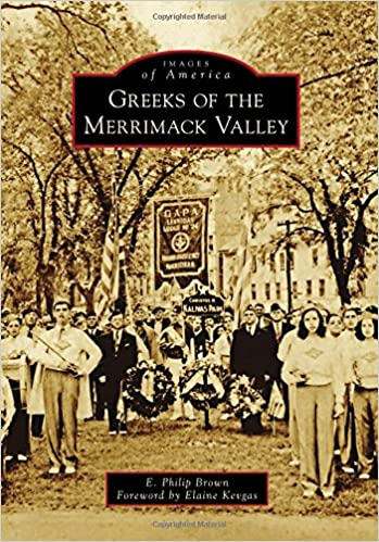 Book Greeks of the Merrimack Valley (Images of America)
