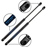 """2 Pcs 17 inch Gas Props Lift Supports 55 Lbs/245 N Per Shock (17.2"""" extended) for ARE ATC Snugtop Leer Camper Shell…"""