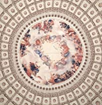 The Apotheosis of George Washington - 500 Piece Puzzle - United States Capitol Historical Society by White Mountain Puzzles