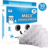 Dr.WOW 50 Pcs/lot Magic Sponge Eraser Multi-Functional Melamine Foam Cleaner 100x70x30mm