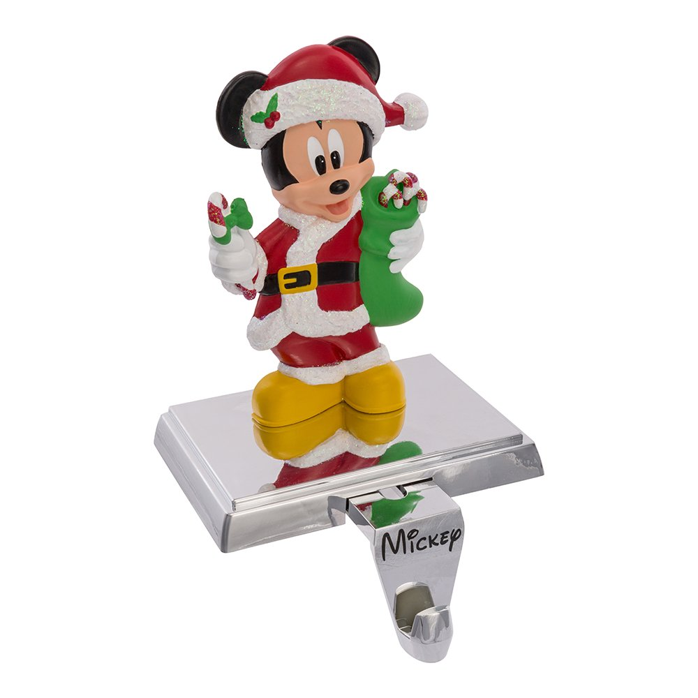 Kurt Adler Mickey Mouse Stocking Holder by Kurt Adler