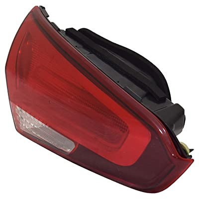 TYC 17-5720-00 Reflex Reflector: Automotive