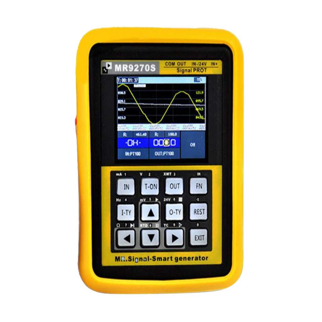 Perfk Generatore Segnale Termocoppia Oscilloscopio Adattatore RS485 Uscita Corrente Tensione