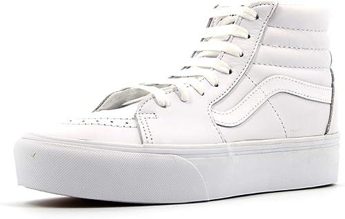 sneakers donna bianche vans