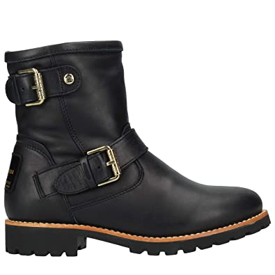 Panama Jack Felina Igloo B11 Stiefel Boots Winterstiefel Stiefeletten Schwarz