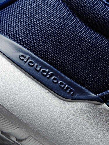 adidas Cloudfoam Lite Racer, Scarpe da Ginnastica Uomo, Blu (Azusol/Ftwbla/Azumis), 42 EU