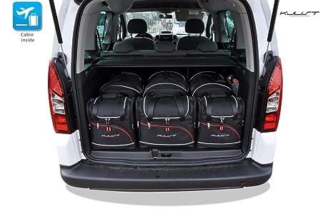 KJUST - Peugeot Partner, II, 2008- Car FIT Bags