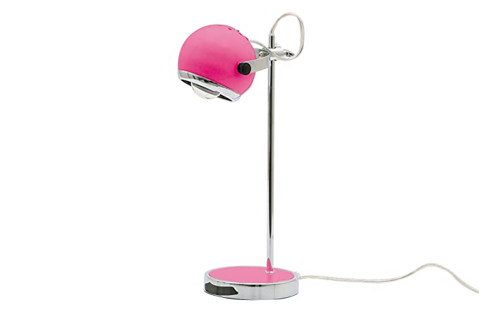 Leitmotiv table lamp mini retro metal pink amazon lighting leitmotiv table lamp mini retro metal pink aloadofball Image collections