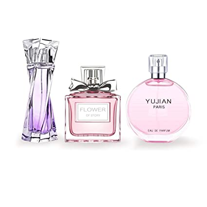 Tellaboull Tamaño portátil Perfume Fresco Perfume Original Mujeres Perfume Mujeres Hombres Perfume Perfume Duradero Fresco Conjunto