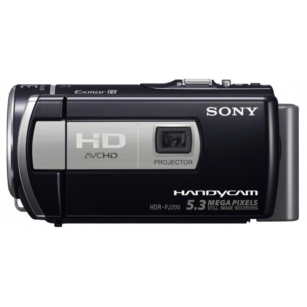 Sony hdr pj200 ремонт фотоаппаратов олимпус в москве