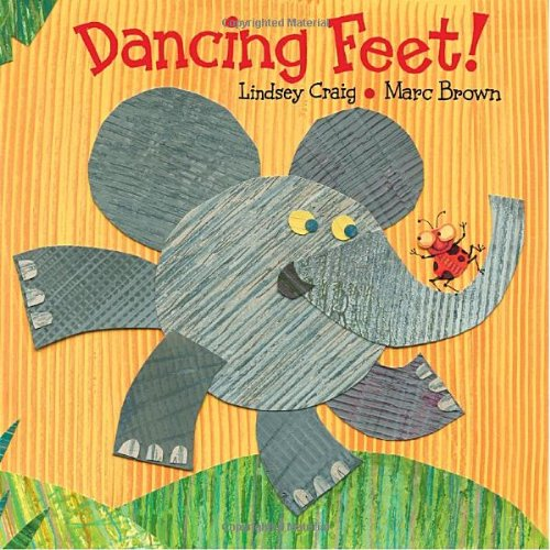 Book Cover: Dancing Feet!